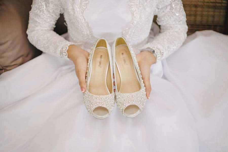 pantofi de nunta perfecti