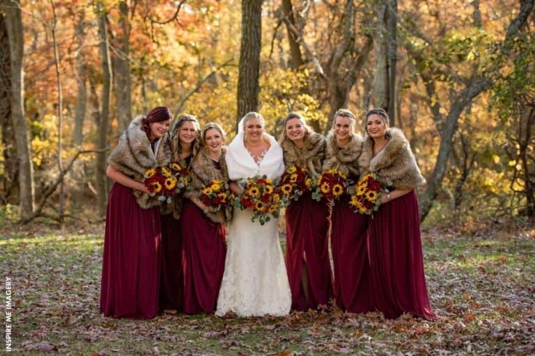 nunta pe timp de toamna