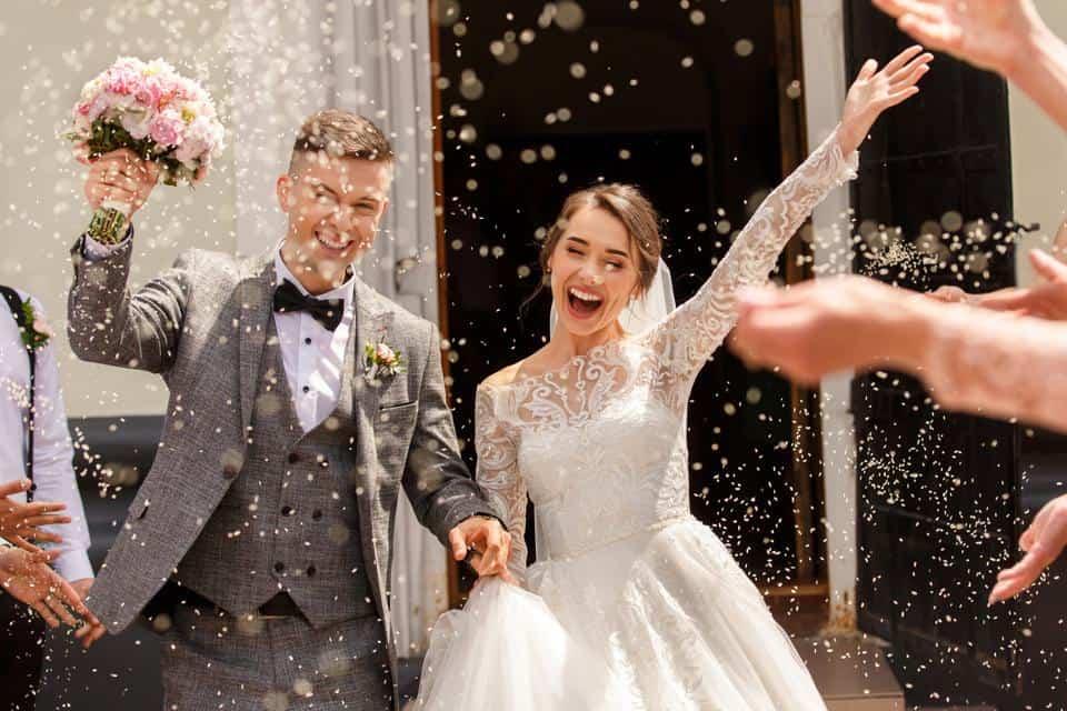 Bunele maniere la nunta