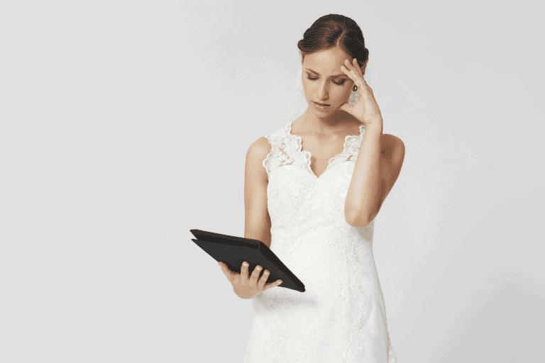 Semne care iti arata ca esti mult prea stresata din cauza planificarii nuntii