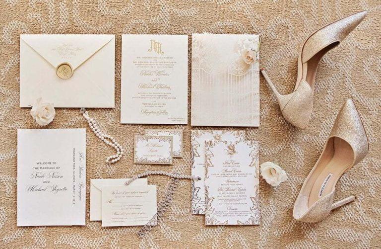 Invitatii de nunta tendinte pentru 2021